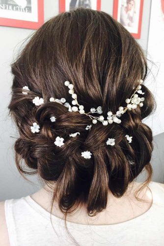 Low Updos with Accessories picture2
