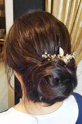 Low Updos with Accessories picture3