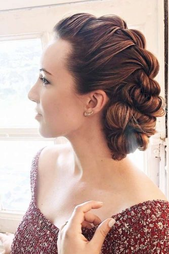 Side Trendy Updos picture 3