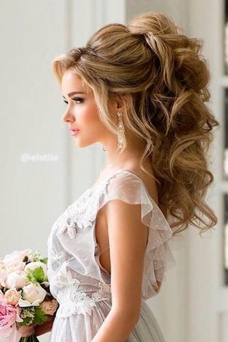 Romantic Wedding Hairstyles picture 3