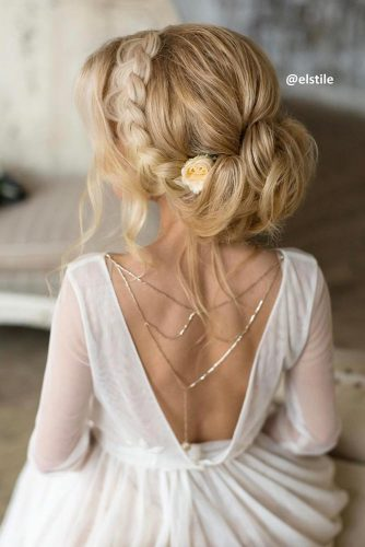 Delightfully Ideas for Charming Bridal Look picture 1