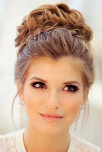 Beautiful Braded Wedding Hairstyles picture2