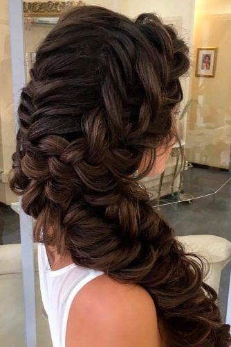 Beautiful Braded Wedding Hairstyles picture3