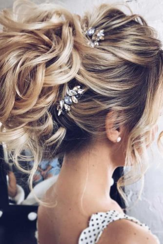 Beautiful Updo for Prom Night picture2