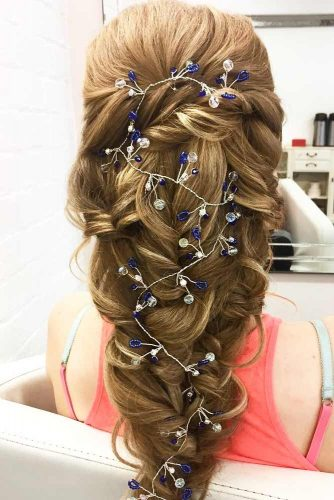 Fantastic Hairstyles with Jewelry picture 1