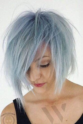 Short Hairstyles with Special Volume picture 2