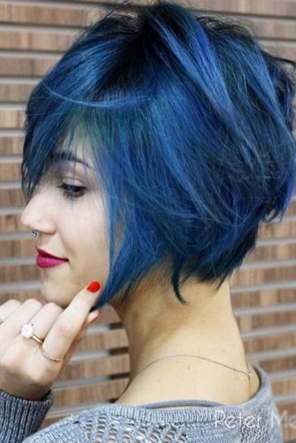 Short Hairstyles with Special Volume picture 3