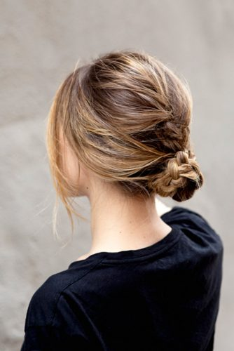 Twisted Buns for Your Medium Hair picture 2