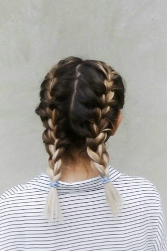 Wear Braided Hairstyle and Look Like Hollywood Diva picture 2