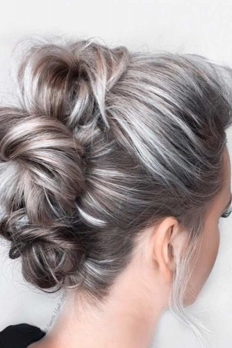 Outstanding Knotted Hairstyles picture 1