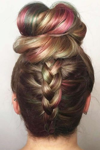 Outstanding Knotted Hairstyles picture 2