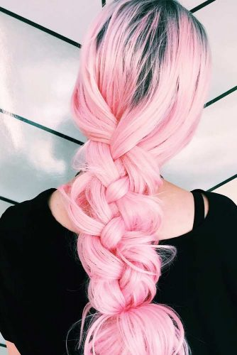 Simple Ideas to Create Braided Hairstyle picture 2