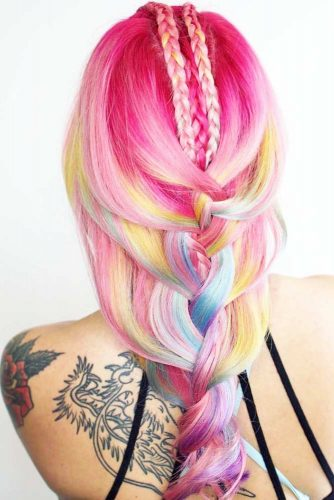 Simple Ideas to Create Braided Hairstyle picture 3