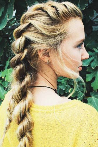 Twist Braids for Long Hair picture 1