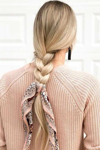Simple Ideas to Create Braided Hairstyle picture 1