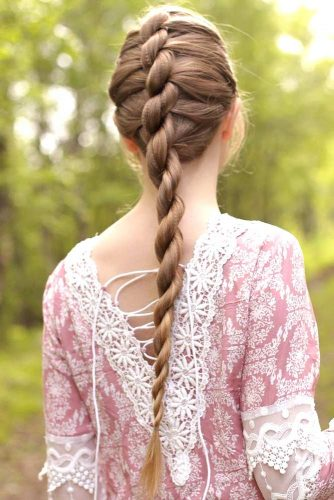 Twist Braids for Long Hair picture 2