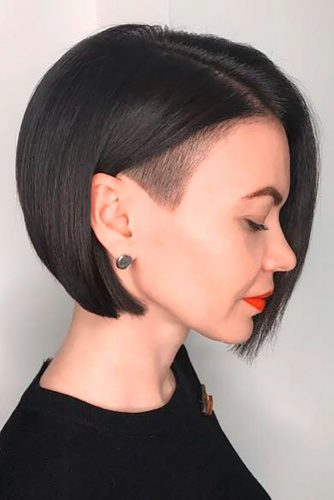 Medium Length Undercut