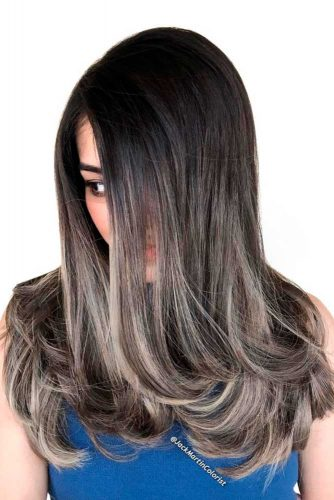 Long Tousled Layers