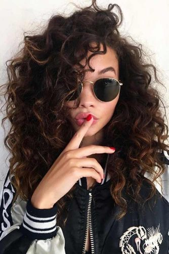 Layered Curls