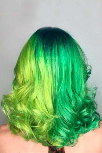 Peek-a-boo Green