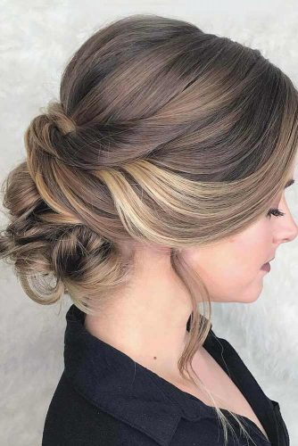 Beautiful Updos for Short Hair picture3