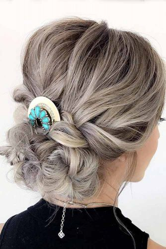 Beautiful Updos for Short Hair picture1