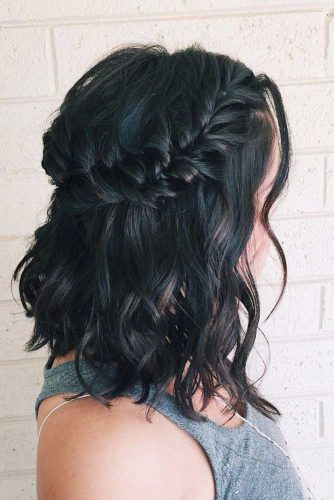 Braided Hairstyles for Short Hair picture 2