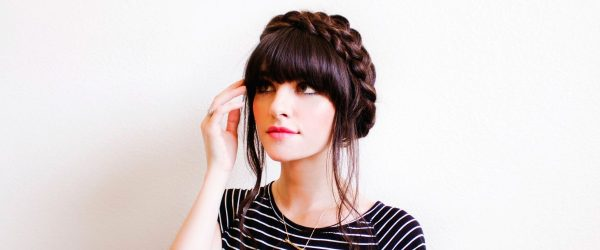 24 Stunning Ideas of Medium Length Hairstyles with Bangs