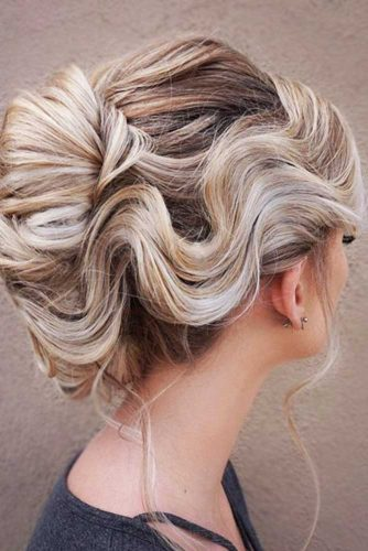 Loose Curls, Braids, and Messy Updos picture 1