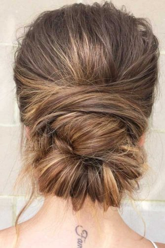 Messy Trendy Updos picture 2