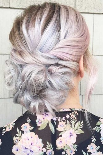 Messy Trendy Updos picture 1