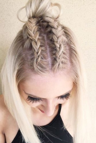 Braiding Short Hair picture 2