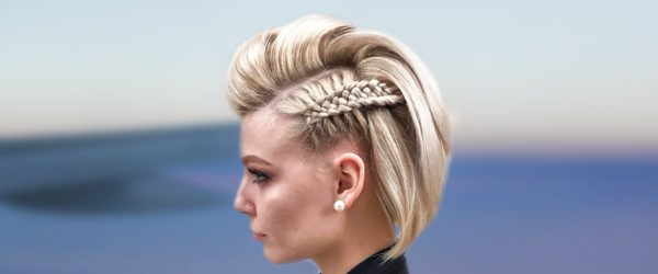 15 Simple Braids for Short Hair to Look Dazzling