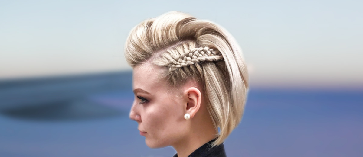 18 Dazzling Ideas Of Braids For Short Hair