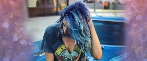 21  Blue Ombre Hair Styles for Daring Women