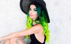 Captivating Ideas for Green Hair That Will Inspire You To Take The Plunge