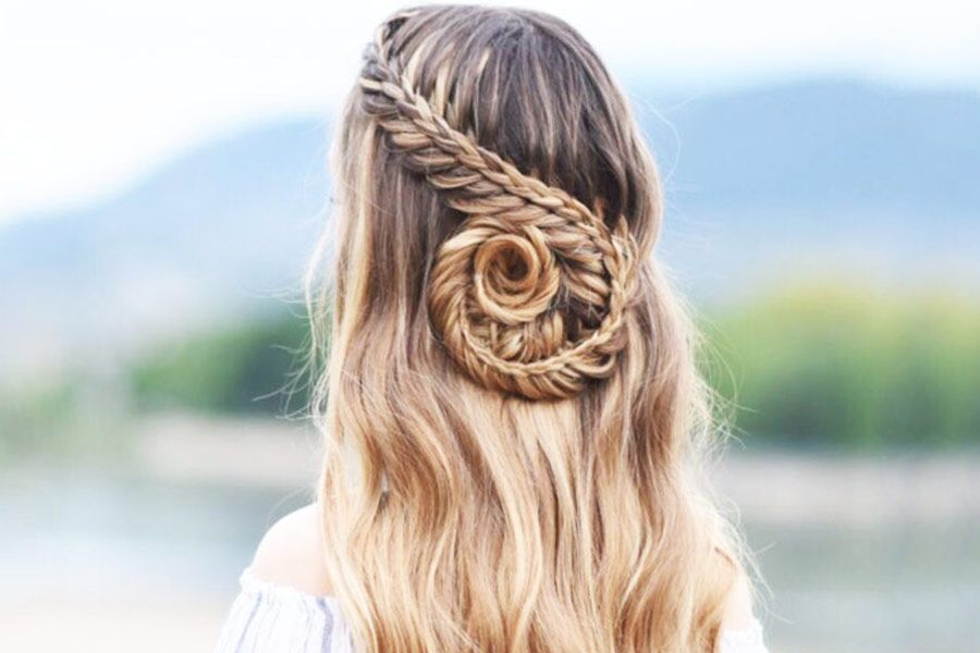Well-liked Ideas to Create a Snake Braid