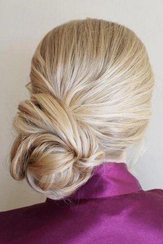 Side Trendy Updos #mediumhair #updo #bun