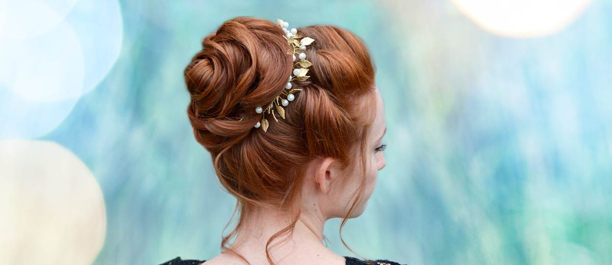 21 Trendy Updo Hairstyles For You To Try Lovehairstyles Com