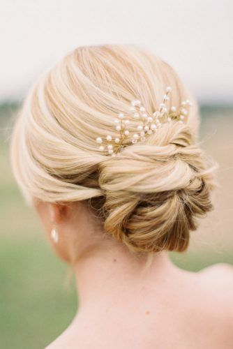 Easy Updos For Special Events #mediumhair #bun