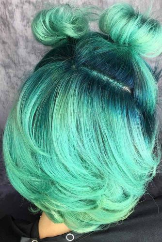 Colorful Short Hair Styles picture3