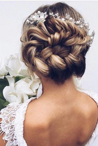 Charming Wedding Hairstyles with Accessories picture2