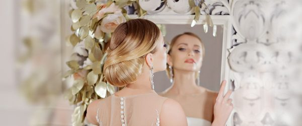 36 Gorgeous Wedding Hairstyles for Medium Hair