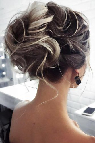 Amazing Wedding Medium Hair #mediumhair #weddinghairstyles