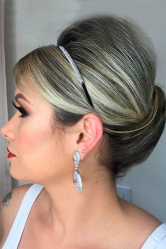 Updos Wedding Hair Ideas picture1