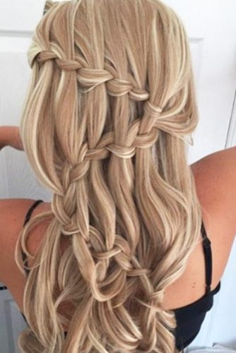 Specially Snake Braid Hairstyles picture 1