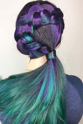Lovely S-Braid Hairstyles picture 2