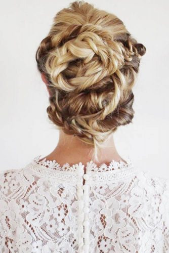 Feminine Braided Updos picture 3