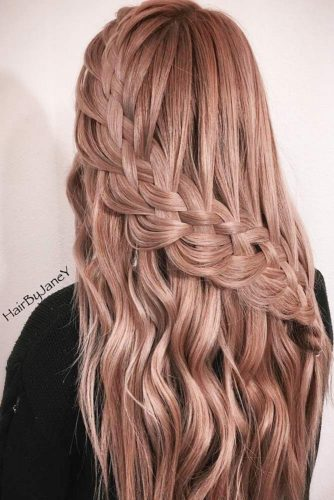 Lovely S-Braid Hairstyles picture 3