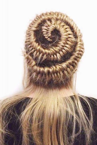 Snake Updos to Wear Right Now picture 2